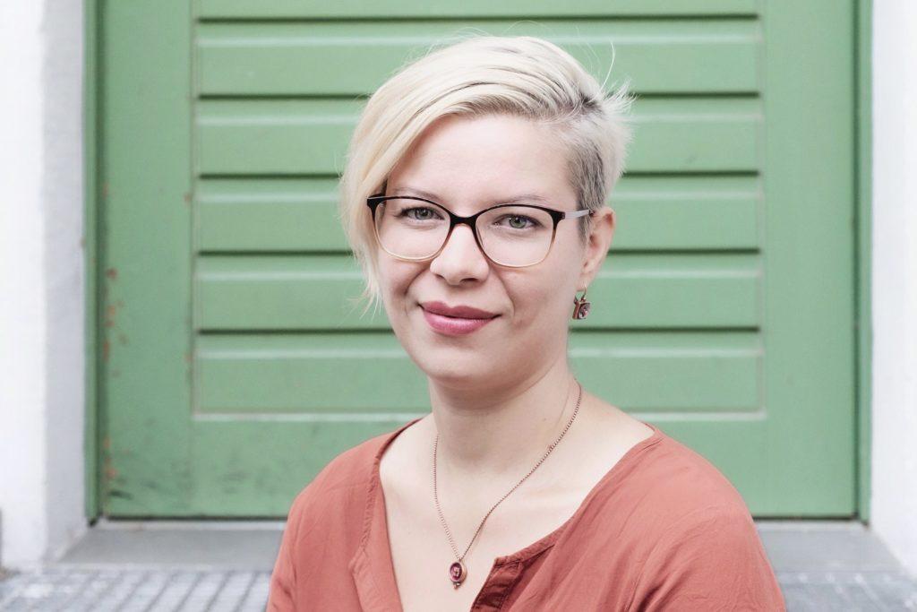 Portrait von Alisa Mouji Reimchen